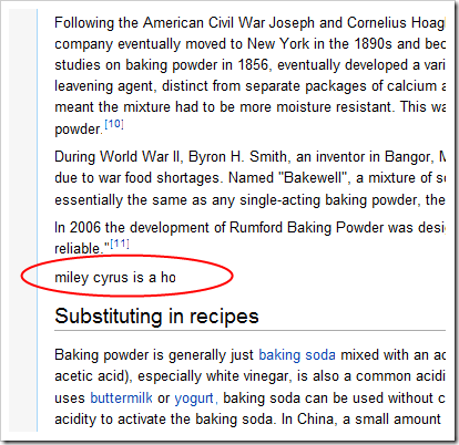 Baking powder - Wikipedia,miley